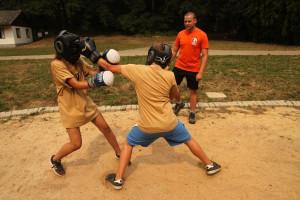tabor Adrenalin Camp Varvažov