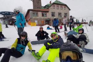 tabor Jarní lyžařský tábor Maxov