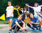 tabor Letný tábor Pohoďák
