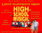 tabor Letný tábor High School Musical